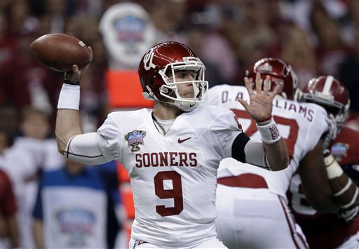Sooners Roll Over Bama in Sugar Bowl