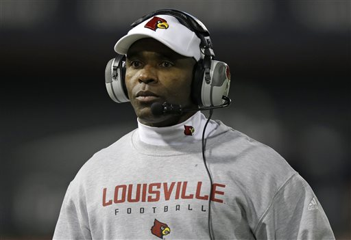 Sources: Charlie Strong Tells Louisville He'll Coach Texas