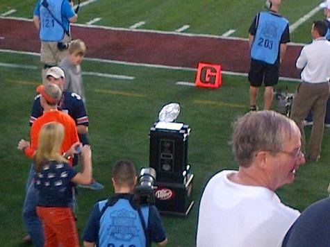 BCS Live Blog: Breitbart Sports on Auburn-FSU Title Bout