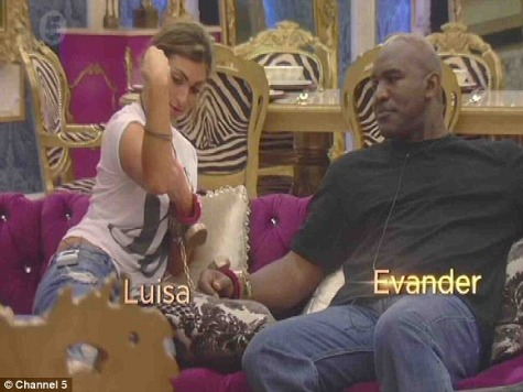 'Big Brother' Chastises Evander Holyfield for 'Offensive' Comments About Gays