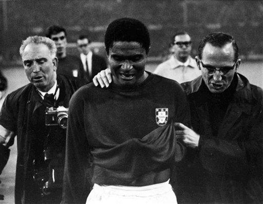 Soccer Legend Eusebio Passes Away at 71