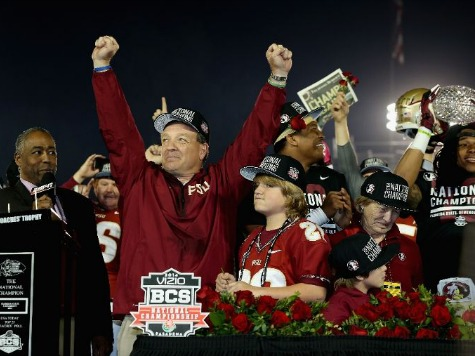 Florida State Wins BCS Title After Auburn Runs Out of Miracles
