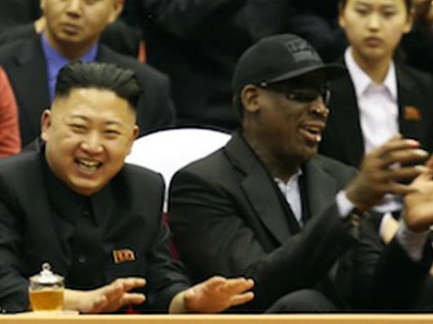 Rodman Sings 'Happy Birthday' to North Korean Dictator