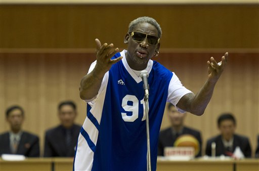 Report: Rodman Owes More than $450K in Back Taxes