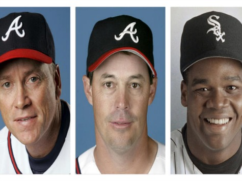 Maddux, Glavine, Thomas Elected to Hall of Fame