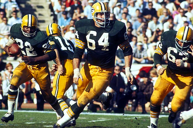 NFL Great Jerry Kramer Looks Back at High School Days with Palin's Dad