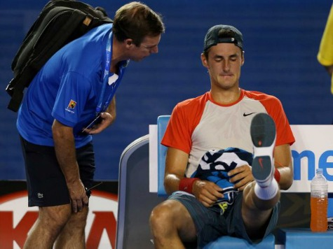 Bernard Tomic Withdraws From Australian Open Against Nadal