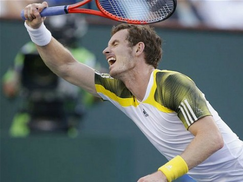 Murray Fires Heart Attack Warning Over Aussie Open Heat