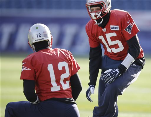 QB Tom Brady Not Spotted at Patriots Practice