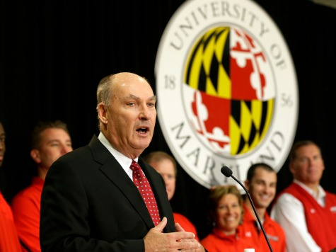 Shameful Maryland Leaving ACC on Low Note