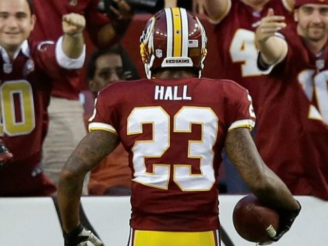 Redskins Player Says Team 'Should' Change Name, Walks Back Remarks