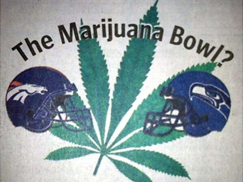 Pot Advocates Rooting for Denver-Seattle 'Super Oobie Doobie Bowl'