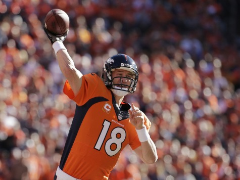 Manning Beats Brady, Leads Broncos to Super Bowl