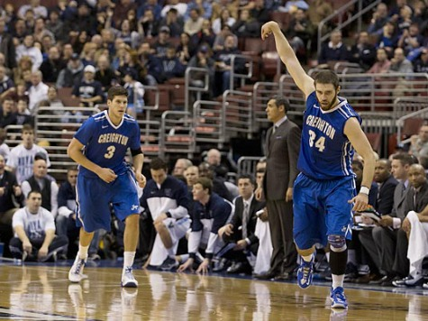 Wragge Makes 'Cats Groggy, Creighton Hits Big East-Record 21 3-Pointers