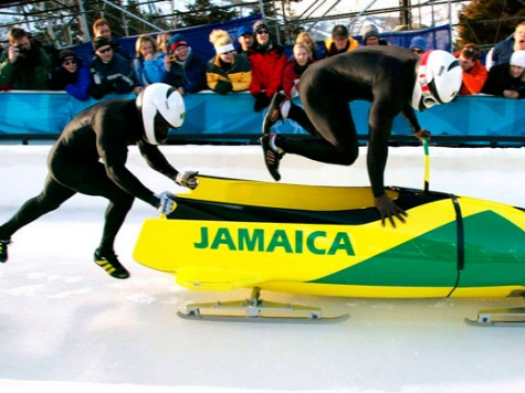 Lost Luggage Leaves Jamaican Bobsledders Without Equipment in Russia