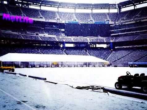 Super Bowl Snowstorm?