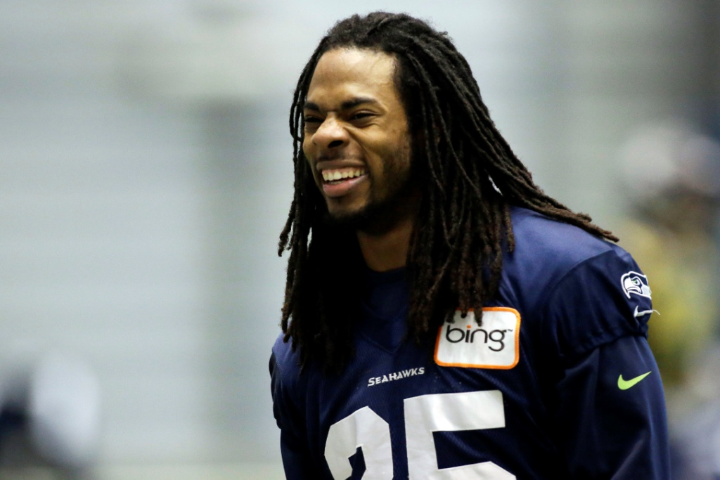 Opinion: Engaging Richard Sherman Did Nothing Bad, Savoring Every Moment