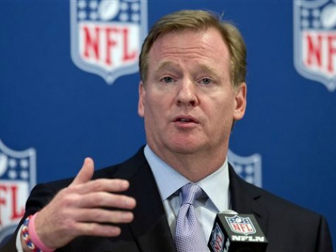 Goodell: Sherman Didn't Present Himself in 'Best Possible Way'