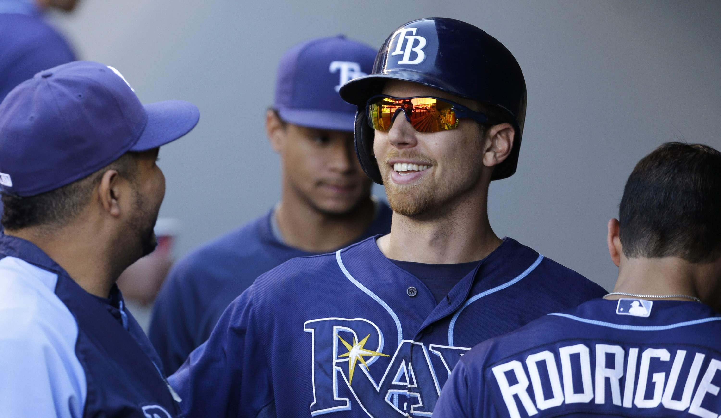 Interview: Tampa Bay Rays' Ben Zobrist, Wife on Faith, Family, Music, Baseball