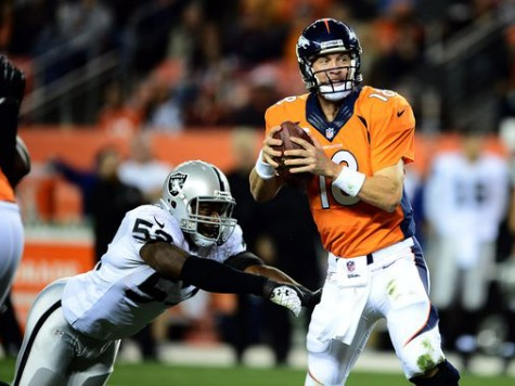 Confiscatory: Peyton Manning Could Pay New Jersey 101.8% of Super Bowl Earnings in Taxes