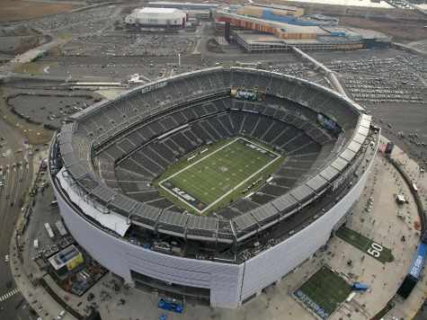 Fans' Bumpy Journey to MetLife Stadium