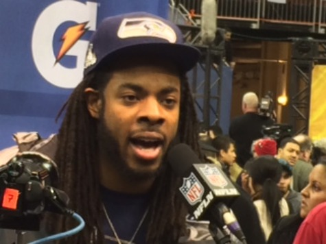 Video: Richard Sherman to Breitbart Sports: Seahawks Built for Super Bowl