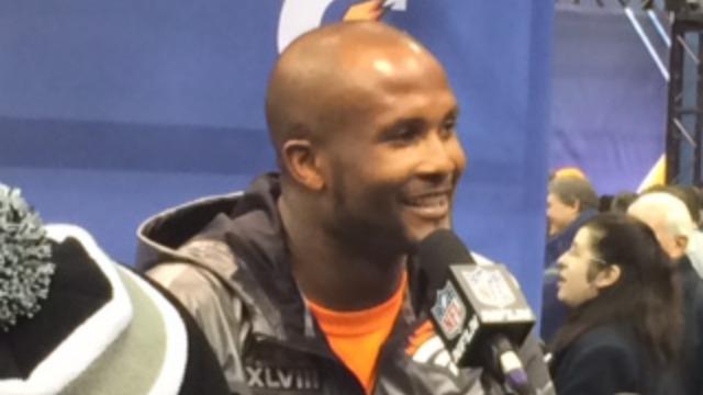 Video: Broncos CB Champ Bailey on Importance of Faith