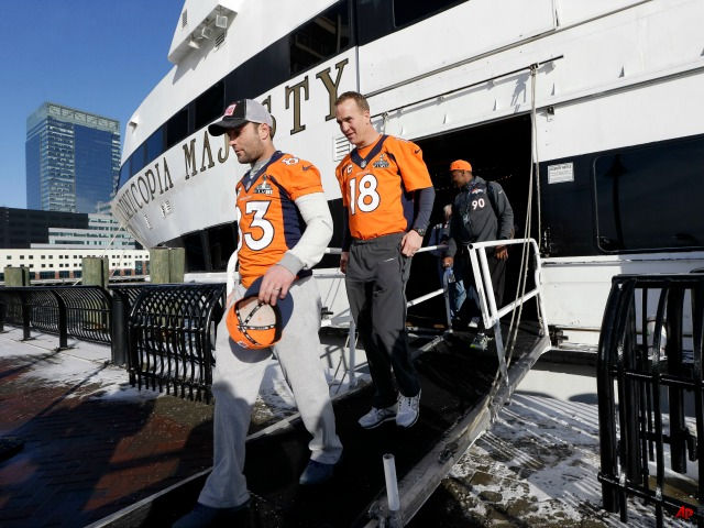 Interviews: Broncos Coach John Fox on Pot, Peyton Manning on Elway, Wes Welker on Concussions
