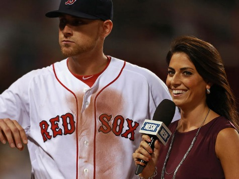Reporter Jenny Dell Reassigned After Relationship with Red Sox Player Goes Public