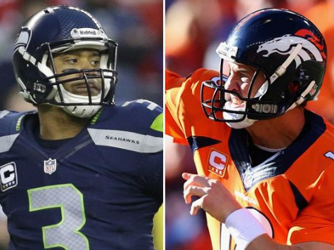 Super Quarterback Battle Will Be Old School vs. New School
