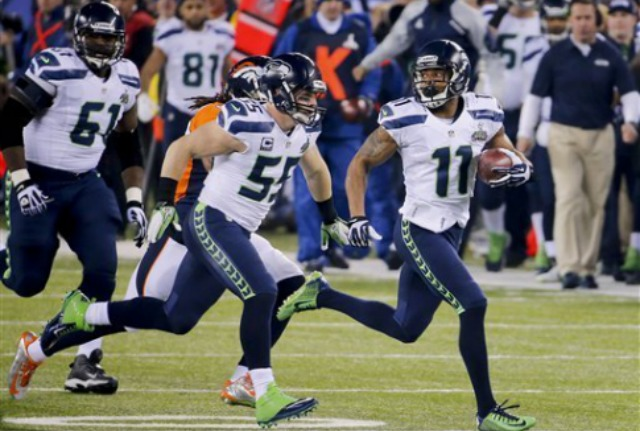 Seahawks Trade Percy Harvin to Jets
