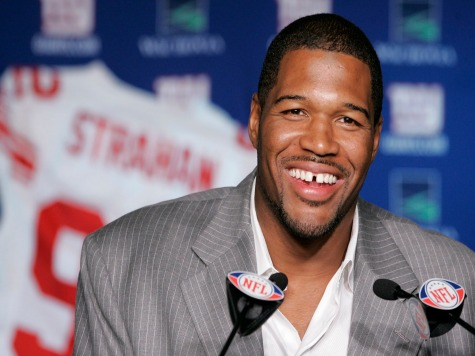 Hall of Fame Finalists Announced Super Bowl Weekend, Michael Strahan Leads All