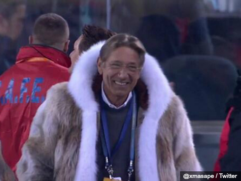 Joe Namath Responds to PETA's Anger over Fur Coat: 'Not the End of the World'