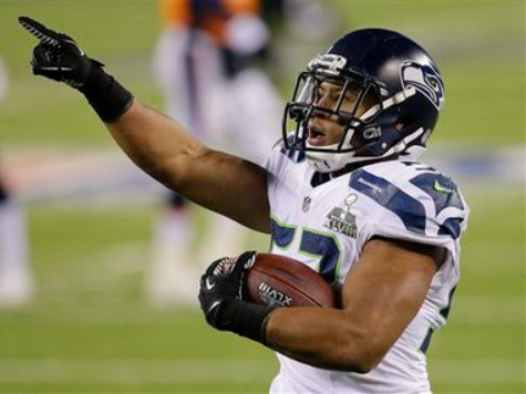 Key Play: Super Bowl MVP Malcolm Smith Returns Manning's INT for TD