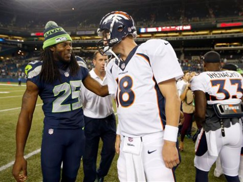 Richard Sherman: 'I Could Learn So Much' from Classy Peyton Manning