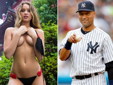 Report: Derek Jeter Dumps Sports Illustrated Swimsuit Model Hannah Davis
