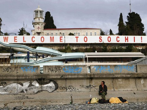 Fans Stay Away from Sochi After Terror Threats, Hotels Unfinished