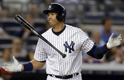 A-Rod Drops Appeal, Accepts Season-Long Suspension