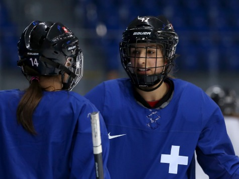 Sochi Olympics 2014: U.S.-Born Barista Will Play Hockey for Switzerland
