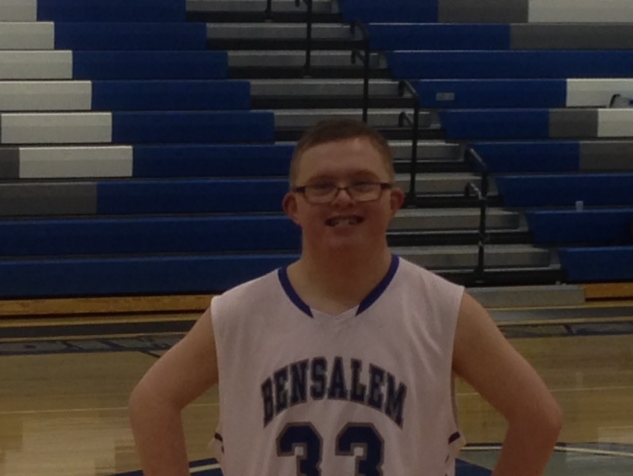 High School Hoopster with Down Syndrome Shines, Delights Crowd