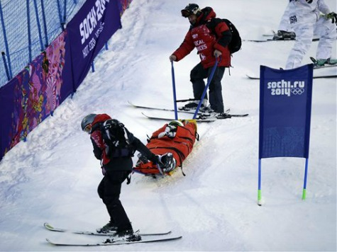 U.S. Skier Heidi Kloser Tears ACL, Asks 'Am I Still an Olympian?'