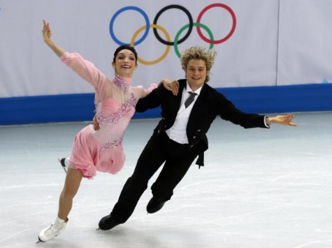 French Newspaper Accuses U.S., Russia of Colluding to Fix Ice Dancing Events
