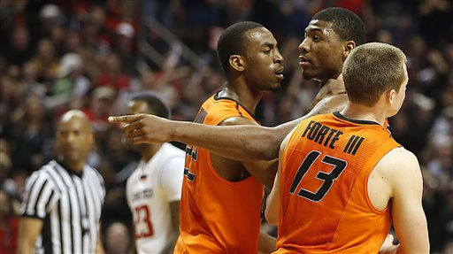 Marcus Smart Suspended 3 Games for Shoving Texas Tech Fan