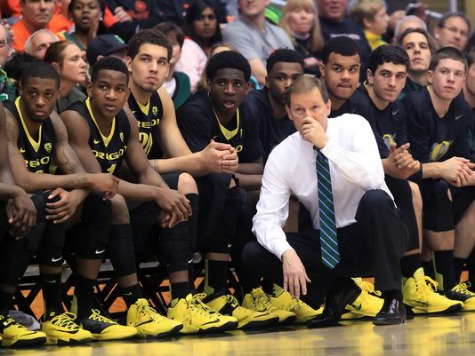Report: Arizona State Basketball Fans Spat on Oregon Coaches, Players