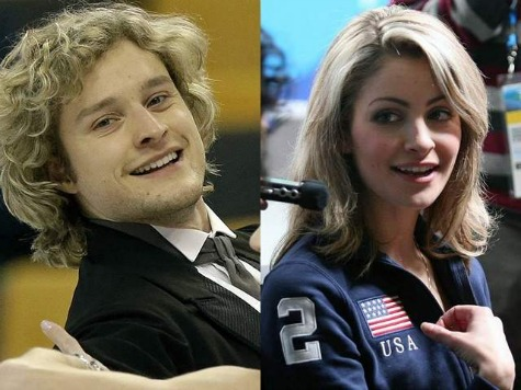US Ice Dancer Charlie White Dating NBC Skating Analyst