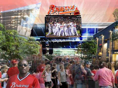 Atlanta Braves Full Speed Ahead With New Stadium Despite Potential Lawsuits