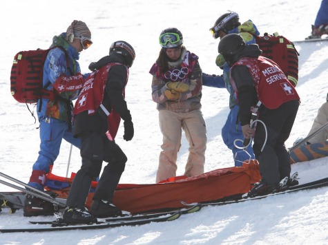 Sochi 2014: US Snowboarder Arielle Gold Drops Out After Getting Hurt on Course
