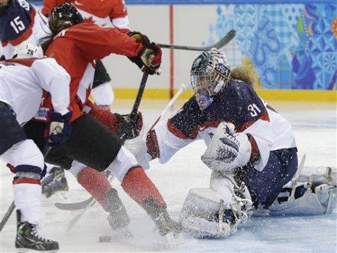 Sochi 2014: USA Women's Hockey Falls to Canada, 3-2
