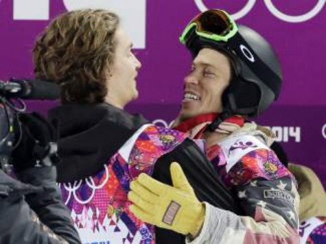 Sochi 2014: Shaun White Might Compete in '18 Olympics… After Touring with His Rock Band