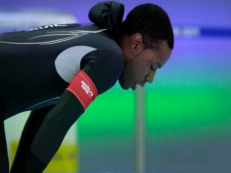 Sochi 2014: Davis Does Not Medal in Men's 1000m Speed Skating
